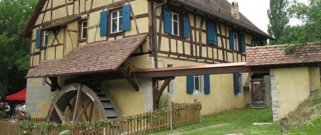 Moulin Hundsbach Accueil