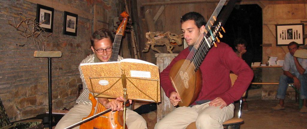 Scola cantorum Bâle 2003